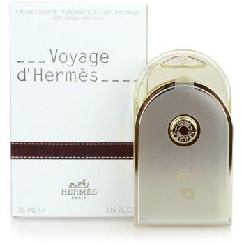 Hermès Voyage d'Hermès toaletní voda plnitelná unisex 35 ml