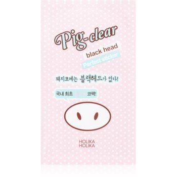 Holika Holika Pig Nose Perfect sticker patch-uri de curatare a prilor de pe nas imagine 2021 notino.ro