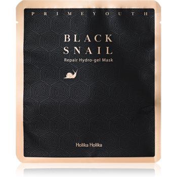 Holika Holika Prime Youth Black Snail mască intensă cu hidrogel notino.ro