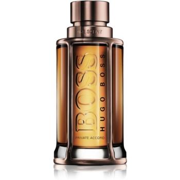 Hugo Boss BOSS The Scent Private Accord Eau de Toilette pentru bărbați notino poza