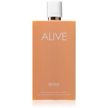 Hugo Boss BOSS Alive loțiune parfumată pentru corp pentru femei notino.ro