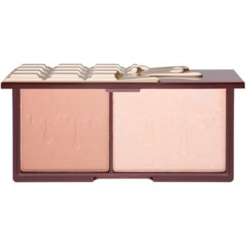 I Heart Revolution Mini Chocolate paleta bronzare si stralucire imagine 2021 notino.ro
