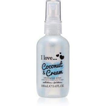 I love... Coconut & Cream spray de corp racoritor notino.ro