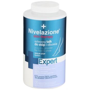 Ideepharm Nivelazione Expert pudra pentru picioare si incaltaminte impotriva mirosului si transpiratiei imagine 2021 notino.ro