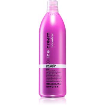 Inebrya No-Yellow șampon neutralizeaza tonurile de galben imagine 2021 notino.ro