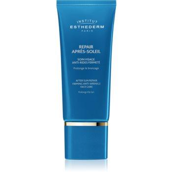 Institut Esthederm After Sun Repair Firming Anti Wrinkle Face Care crema de fata dupa expunerea la soare notino poza