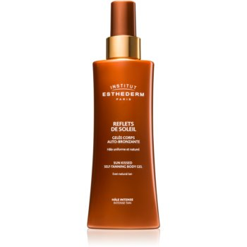 Institut Esthederm Sun Sheen Sun Kissed Self-Tanning Body Gel crema autobronzanta pentru corp notino poza