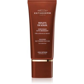 Institut Esthederm Sun Sheen Sun Kissed Self-Tanning Face Care crema autobronzanta pentru fata imagine 2021 notino.ro