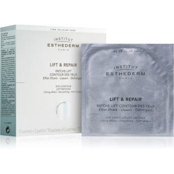 Institut Esthederm Lift & Repair Eye Contour Lift Patches mască patch de ochi, pentru o piele mai fermă notino poza