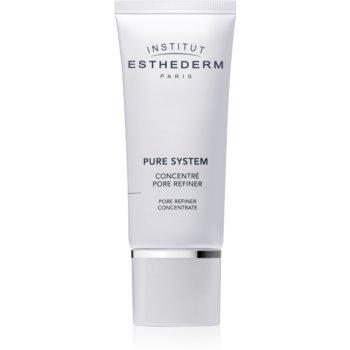 Institut Esthederm Pure System Pore Refiner Concentrate concentrat pentru netezirea pielii si inchiderea porilor notino poza
