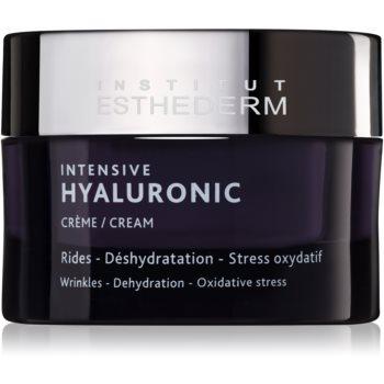 Institut Esthederm Intensive Hyaluronic Cream cremă pentru față cu efect de hidratare notino poza