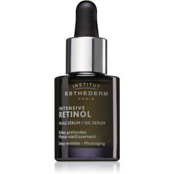 Institut Esthederm Intensive Retinol Oil Serum Ser impotriva semnelor de imbatranire a pielii notino poza