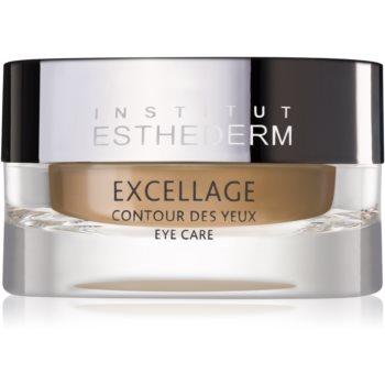 Institut Esthederm Excellage Eye Care cremă nutritivă pentru refacerea densității pielii în zona ochilor notino poza