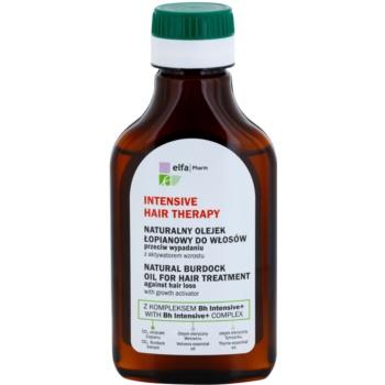 Intensive Hair Therapy Bh Intensive+ Ulei contra caderii parului cu activator de crestere imagine 2021 notino.ro