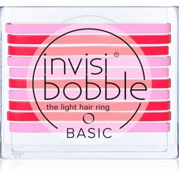 invisibobble Basic Elastice subțiri pentru păr imagine 2021 notino.ro