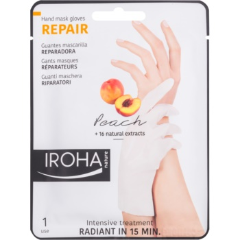 Iroha Repair Peach masca pentru maini si unghii imagine 2021 notino.ro