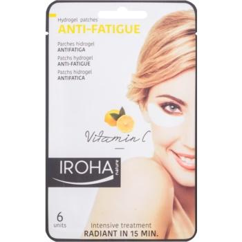 Iroha Anti - Fatigue Vitamin C masca hidrogel pentru ochi imagine 2021 notino.ro