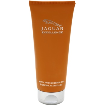 Jaguar Excellence gel de dus si baie pentru bărbați