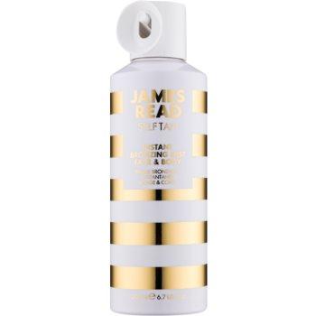 James Read Self Tan spray pentru bronzat cu efect imediat imagine 2021 notino.ro