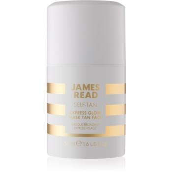 James Read Self Tan Masca faciala cu efect de bronzare cu efect imediat notino.ro