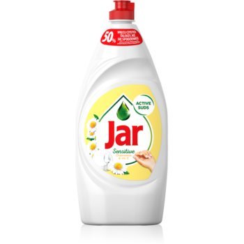 Jar Sensitive Chamomile produs pentru spălarea vaselor imagine 2021 notino.ro