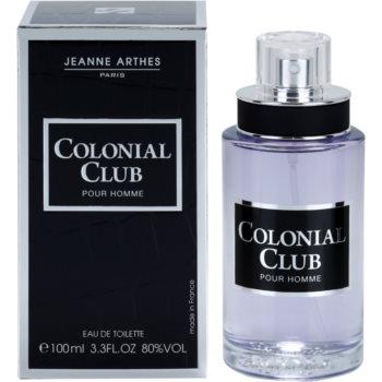 Jeanne Arthes Colonial Club Eau de Toilette pentru barbati image0