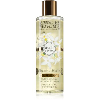 Jeanne en Provence Jasmin Secret ulei de dus imagine 2021 notino.ro