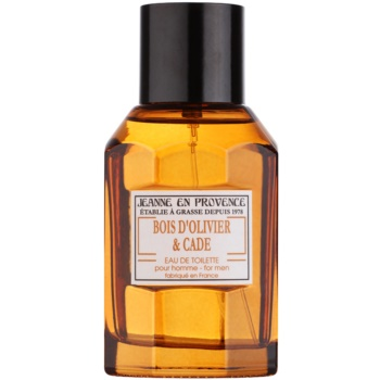 Jeanne en Provence Olive Wood & Juniper Eau de Toilette pentru bărbați