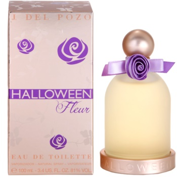 Jesus Del Pozo Halloween Fleur Eau de Toilette pentru femei