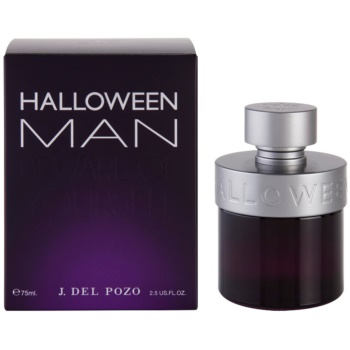 Jesus Del Pozo Halloween Man Eau de Toilette pentru bărbați