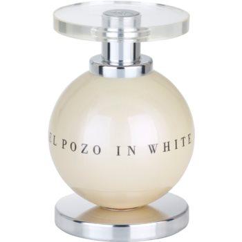 Jesus Del Pozo In White Eau de Toilette pentru femei image0