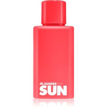Jil Sander Sun Pop Coral Eau de Toilette pentru femei image0