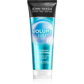John Frieda Luxurious Volume Touchably Full balsam pentru păr fin cu efect de volum notino.ro