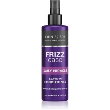 John Frieda Frizz Ease Daily Miracle balsam (nu necesita clatire) imagine 2021 notino.ro