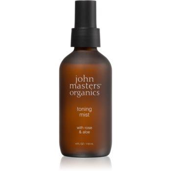 John Masters Organics Rose & Aloe ceață facială tonică imagine 2021 notino.ro