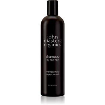 John Masters Organics Rosemary & Peppermint Sampon pentru par fin notino poza