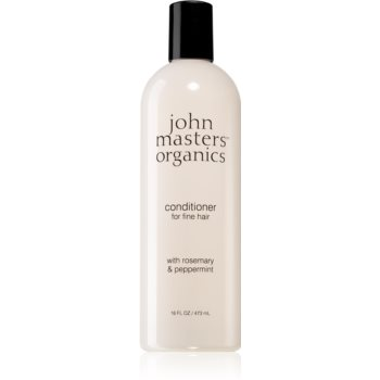 John Masters Organics Rosemary & Peppermint balsam pentru par fin notino poza