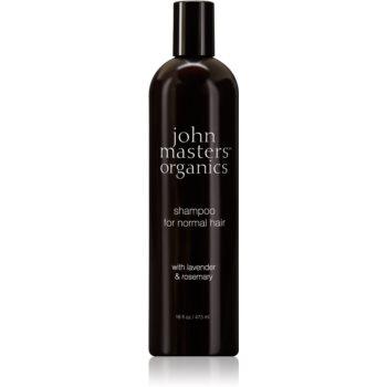 John Masters Organics Lavender Rosemary șampon îngrijire pentru par normal notino poza