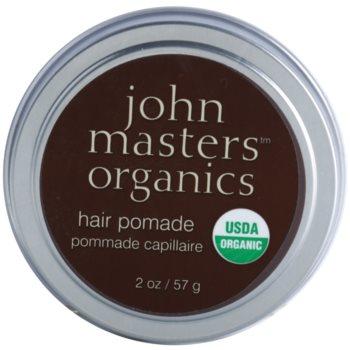 John Masters Organics Hair Pomade alifie pentru catifelarea si hranirea parului uscat si indisciplinat imagine 2021 notino.ro