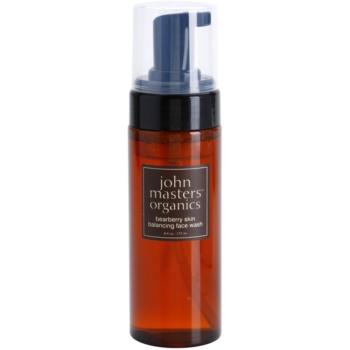 John Masters Organics Oily to Combination Skin spuma de curatare ce echilibreaza excesul sebum imagine 2021 notino.ro