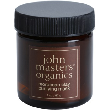John Masters Organics Oily to Combination Skin masca de fata pentru curatare imagine 2021 notino.ro