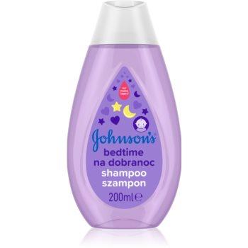 Johnson's® Wash and Bath șampon îngrijire pentru copii imagine 2021 notino.ro