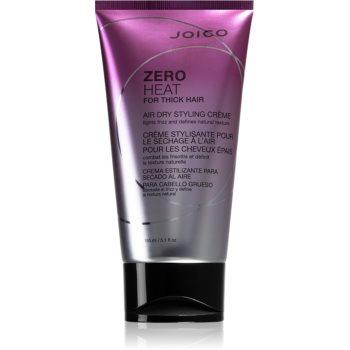 Joico Styling Zero Heat vyživující a termoochranný krém pro silné a nepoddajné vlasy 150 ml