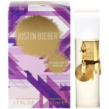 Justin Bieber Collector Eau de Parfum pentru femei notino.ro