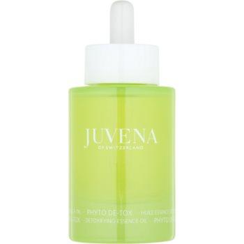 Juvena Phyto De-Tox ulei de esente detoxifiant împotriva îmbătrânirii pielii imagine 2021 notino.ro