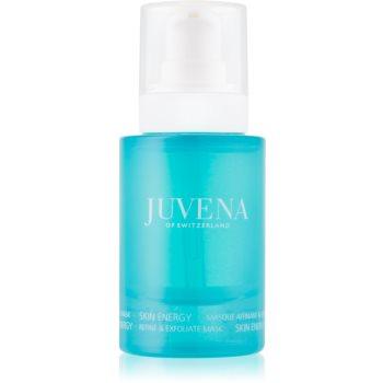 Juvena Skin Energy Refine& Exfoliate Mask masca pentru exfoliere pentru strălucirea și netezirea pielii imagine 2021 notino.ro