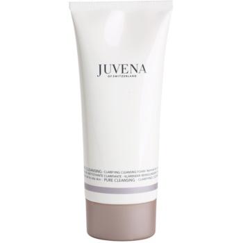 Juvena Pure Cleansing spuma de curatat pentru piele normala si grasa imagine 2021 notino.ro