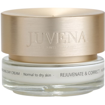 Juvena Skin Rejuvenate Nourishing crema de zi cu efect de refacere pentru ten normal spre uscat notino poza