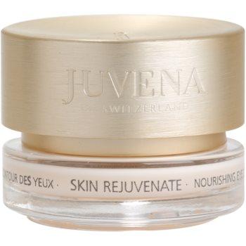 Juvena Skin Rejuvenate Nourishing crema contur pentru ochi pentru toate tipurile de ten notino poza