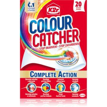 K2r Colour Catcher șervețele pentru prevenirea decolorării imagine 2021 notino.ro